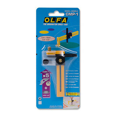 OLFA Compass Circle Cutter(CMP-1) / Up to 6 inch