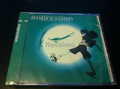 NEW 0327 SAMURAI CHAMPLOO Music CD SOUNDTRACK Force of Nature Nujabes IMPRESSION