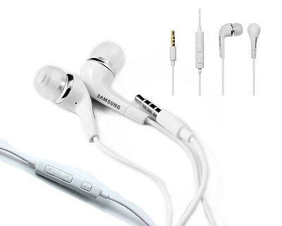 GENUINE Original Handsfree Headphone Earphone for Samsung Galaxy S3 S4 BRISBANE