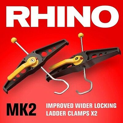 Rhino Safe Clamps - MK2 Version - Free 24 Hour Delivery