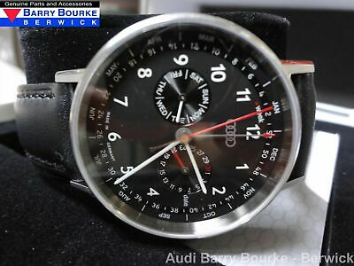 New Genuine Audi Business Watch With Calendar Part 3101500400