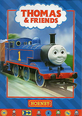 Hornby 2001 Thomas & Friends Booklet