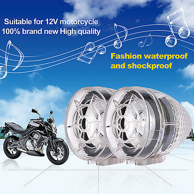 Anti-Theft Security Alarm System with MP3 Speaker FM Radio for Motorcycle