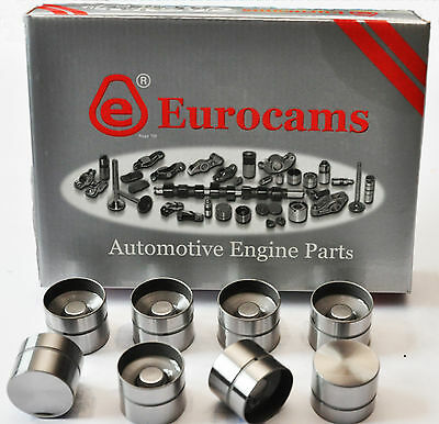 Volkswagen Vw Polo 1.0 1.3 / 1.3 G40 Hydraulic Tappets Lifters Set 8 Pcs