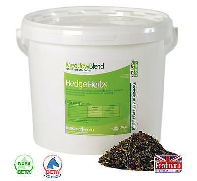 Feedmark Hedge Herbs **A traditional blend of beneficial herbs**