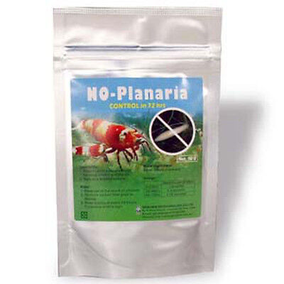 Genchem No Planaria - Natural Planaria & Hydra Killer - Shrimp Safe