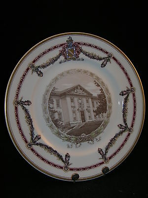 Lafayette College Plate - Hall Of Civil Rights - Circa 1932