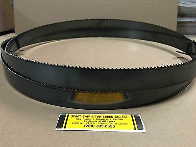 "144"" (12'0"") X 1"" X .035 X 8T Carbon Band Saw Blade Disston Usa"