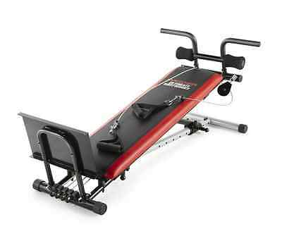 Weider Ultimate Body Works Total Fitness Strength Workout Home Gym - New Canada