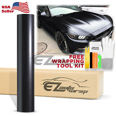 *Premium 7D Sky Blue Gloss Carbon Fiber Vinyl Wrap Bubble Free Air Release Film