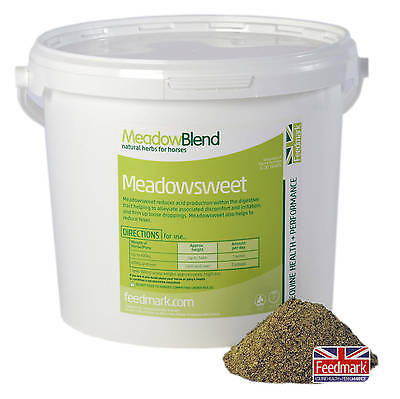 Feedmark Meadowsweet **Soothes the digestive tract**