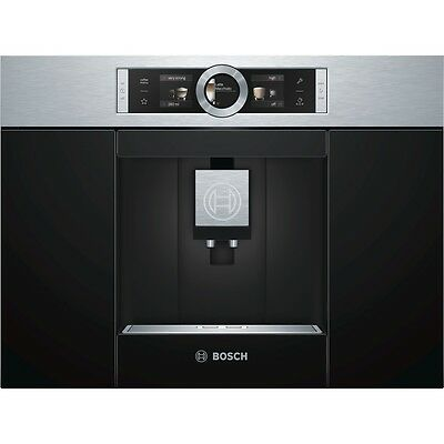 New Graded Bosch CTL636ES1 Fully Automatic Coffee Machine RRP £1999