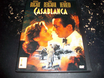 Classic 1943 Best Picture Winner: Casablanca!! Used & In Excellent Condition!!!!