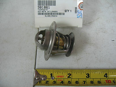 Thermostat 190° for Caterpillar 3116, 3126, 3126B. PAI P/N 381861 Ref.# 115-4223