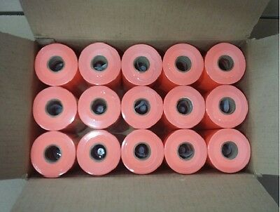 Red Label For Monarch 1110 Pricing Gun 15 Sleeve = 1 Case