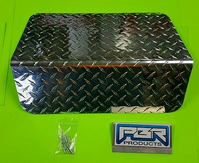 Ez Go Golf Cart Part Diamond Plate Access Cover 2008-UP RXV