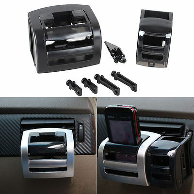 Auto Car Drinks Cigarette Holder Phone Storage Mount Box Outlet Multifunction
