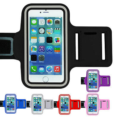 Sports Running Jogging Gym Armband Accessory Case Cover Pouch for iPhone Samsung