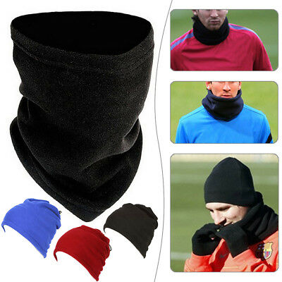 3 in 1 Winter Skiing Running Snood Scarf Hat Neck Warmer Face Mask Accessory Hot