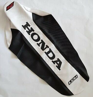 SEAT COVER ULTRA GRIP HONDA CR 125 / CR250 1996-2012 black .EXCELLENT QUALITY