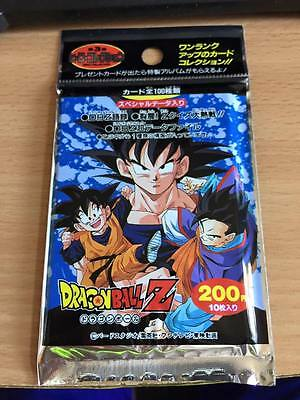 Carte Dragon Ball Z DBZ Hero Collection Part 3 #Booster NEUF SCELLE RARE!!!!!!!!