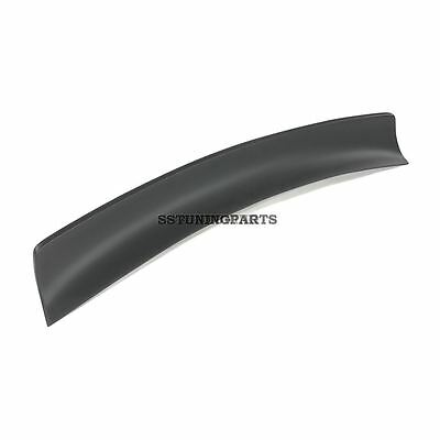 Honda Civic MK6 Coupe  rocket bunny style rear spoiler wing trunk spoiler lid