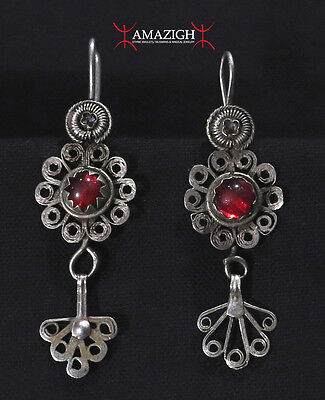 Old Berber Earrings - Zagora, Draa Valley, Morocco