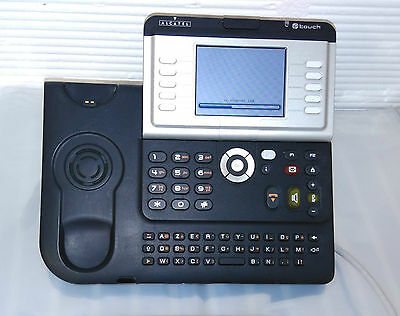 TELEPHONE PROFESSIONNEL ALCATEL 4068 ip touch combiné bluetooth