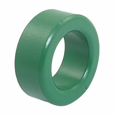 36mm Outside Dia Green Iron Inductor Coils Toroid Ferrite Cores SYSZAU Brand New