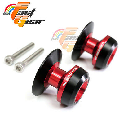 TFG Red Twall Protector Swingarm Spools Sliders for Yamaha YZF-R1 1999-2015