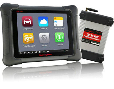 Autel MaxiSys ELITE NEW Scan Tool,  Aust Holden, Ford & J-2534 Reprogramming