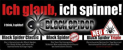 12m Testset zu allen Tennisoutletsaiten , z.B. Black Spider Tour, Orange Tiger