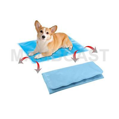 Dog / Cat Summer Heat Ice Pad, Suitable for Teddy, Poodle (Size: 39 x 29cm)