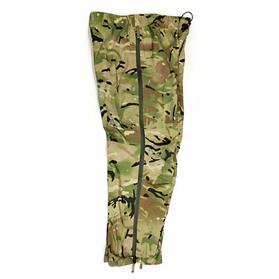 Mtp Goretex Trousers - Lightweight - Used- All Sizes - British Army- Waterproof