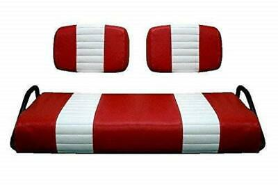 Club Car Carryall Golf Cart Custom Seat Cover Set - Staple On