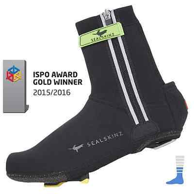 Sealskinz Halo Neorprene Over Shoe NEW TECHNOLOGY - AWESOME!!!