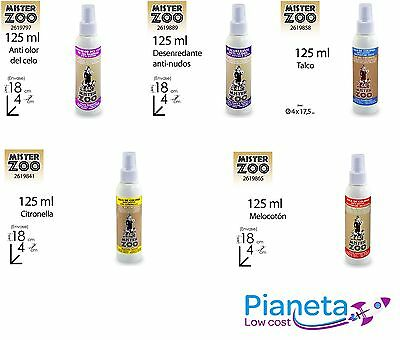 Profumo Deodorante Spray Per Cani 125Ml Deodorante Puppy Dog Profumo Animali