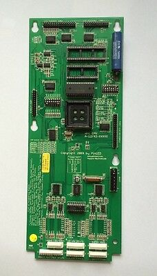 Replacement Cpu For Bally Williams Games 1991-1993 Wpc A-12742