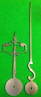 Antique clock hands from original design(Early Longcase ) LC25 *Made in England* • £20.00