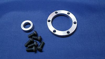 MTB Tools Adapter Set For a 15mm x 142mm Front Hub To a 15mm x 150mm Fork