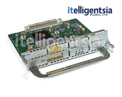 Cisco NM-1GE Gigabit Ethernet Module - 1 Year Warranty - £50 ex VAT
