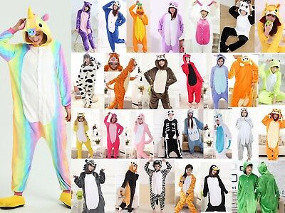 Pigiama kigurumi costume carnevale cosplay animali onesies tuta party Halloween