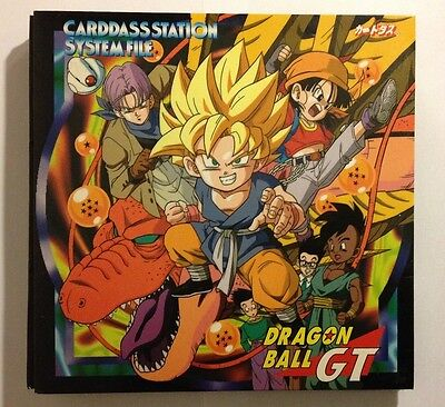 Classeur Dragon Ball Z Carddass Station System File - 4