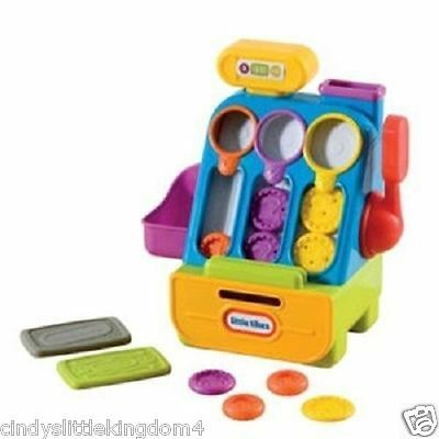 New  Little Tikes Count and Play Cash Register