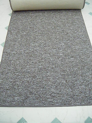 5m (197 x 22 inch)  Hardwearing BROWN FLECK  carpet Runner  BN quality #1469