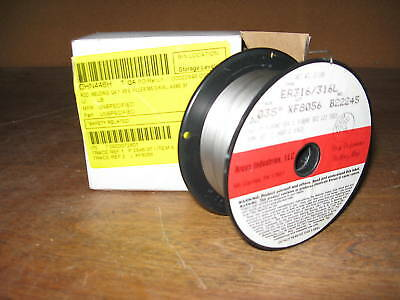 2 Lbs.  Stainless Steel Welding Wire