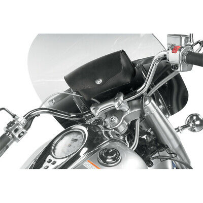 Willie & Max Luggage Revolution sac de pare-brise Harley Davidson Moto Custom