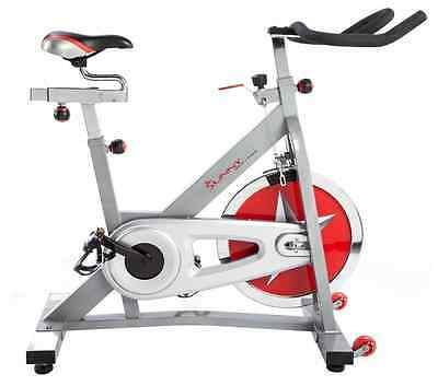 Sunny Health&Fitness SF-B901 Pro Indoor Cycling Stationary Exercise Bike - New
