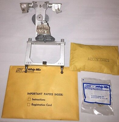 NEW WHIP MIX Dental Articulator #9000
