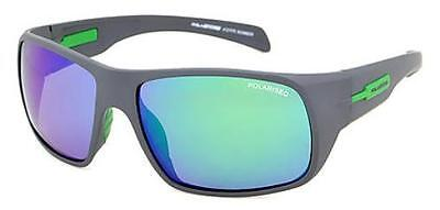 Polasports Bomber Matt Grey Sunglasses BRAND NEW